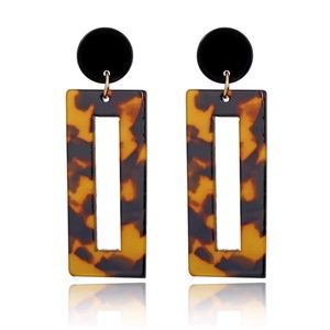 Jewelry - Restocked! 3 for $15 Tortoise Shell Earrings